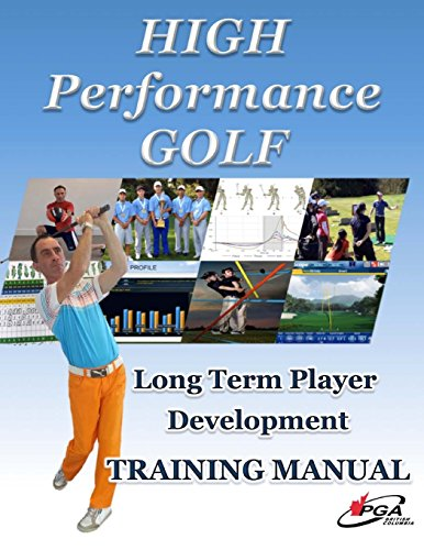 High Performance Golf Training Manual: Complete Golf Training system for players serious about reaching highest level. Includes Fitness, Mental Game. Club Fitting, Playing Statistics and more. por Mr. Todd Spring
