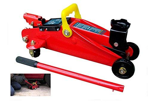 True Vision 2 Ton Car Hydraulic Trolley Jack for Maruti Swift Dzire New(All Year Model)
