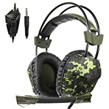 Yanni Sades SA921Plus Over Ear Stereo Gaming Headset - Best Reviews Guide