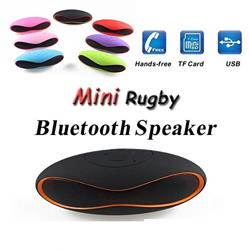 ESTAR MINI Bluetooth Multimedia Speaker System with FM / Pen Drive / Micro-SD Card Slot Spice Boss Trendy and All Other Smartphones - Rugby Mini X6  available at amazon for Rs.499