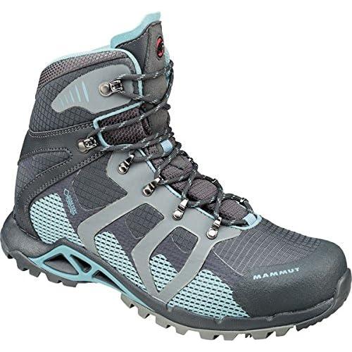 516%2BFJ234wL. SS500  - Mammut Comfort High GTX® SURROUND Women (Backpacking/Hiking Footwear (High))