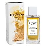 DIVAIN-500 / Similaire à Because It's You de Armani / Eau de parfum pour femme, vaporisateur 100 ml