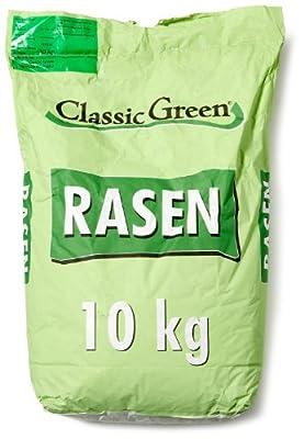 Classic Green 20805 Rasen Nachsaat-Reparatur 10kg von Classic Green auf Du und dein Garten