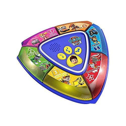 KD Toys Paw Patrol Wappen-Lernspielzeug
