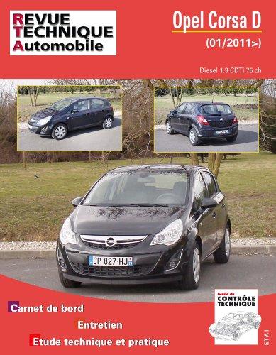 Opel Corsa D 1,3 CDTi 75 ch