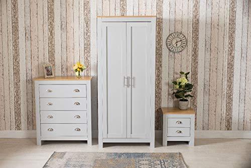 Comodino Per Camera Da Letto : Furnituremaxi set di mobili per camera da letto ante armadio