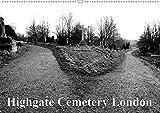 Highgate Cemetery London (Wandkalender 2020 DIN A2 quer): Erster bürgerlicher Friedhof in London (Monatskalender, 14 Seiten )