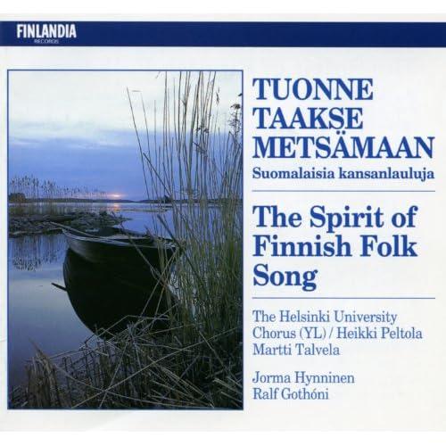 Eteläpohjalaisia kansanlauluja No.6 : Poijat ne kulkee kyliä [South Ostrobothnian Folk Songs : The Boys Wander Around]