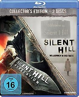 Silent Hill - Willkommen in der Hölle / Silent Hill: Revelation [Blu-ray] [Collector's Edition]