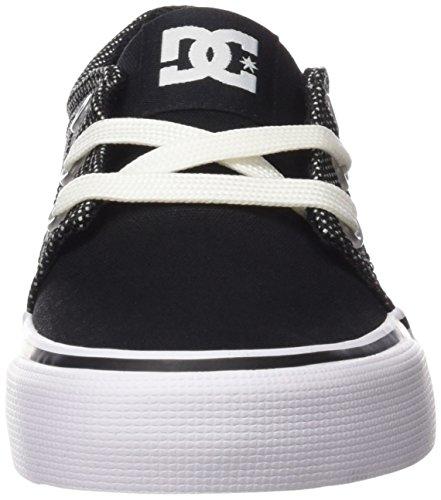 DC Shoes Bambino Trase TX SE Scarpe da Ginnastica Basse Black/Glow