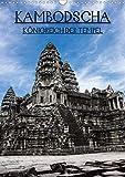 Kambodscha - Königreich der Tempel (Wandkalender 2020 DIN A3 hoch): Wunderschöne Aufnahmen aus den Kambodschanischen Tempelanlagen (Monatskalender, 14 Seiten ) (CALVENDO Orte) -