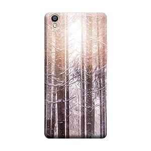 Ebby Premium 3d Desinger Printed Back Case Cover For Oppo F1 Plus (Premium Desinger Case)