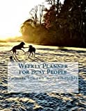Weekly Planner for Busy People- Hounds