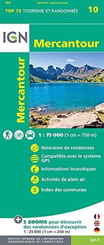 Mercantour 2017 (Top 75 - Tourisme et Randonnée ou Tourisme & découverte)