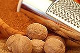 Muskatnuß Gewürz, ganz, zum Kochen und Backen, 3Stück