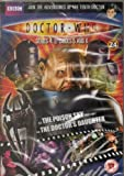 Doctor Who Dvd Files #24 - Series 4 Episodes 5 & 6 - The Poison Sky & The Doctor's Daughter