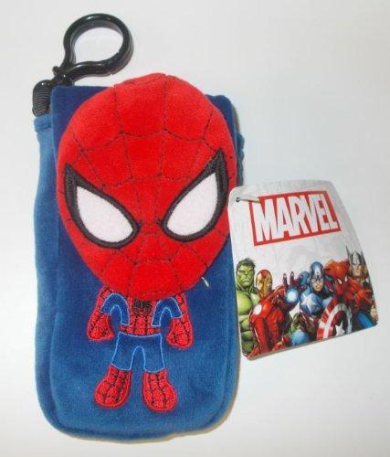 Spiderman poche avec clip -