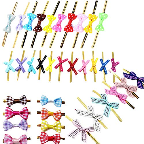 Fully Lot de 200 Twist Ties Lot de 2 Bandes de Reliure en métal 8 cm