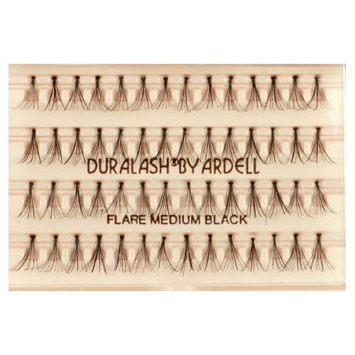 (3 Pack) ARDELL DuraLash Flare Lashes - Flare Medium Black