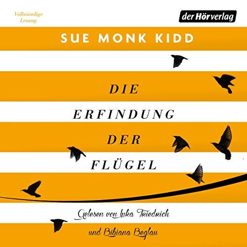 Buchseite und Rezensionen zu 'Die Erfindung der Flügel' von Sue Monk Kidd