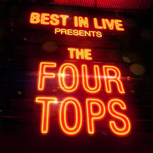 Best in Live: The Four Tops - Tops-live Four