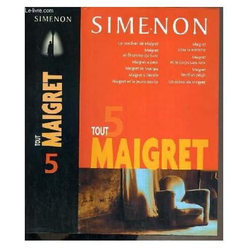 Tout Maigret