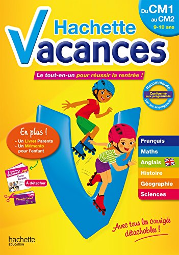 Hachette Vacances CM1/CM2