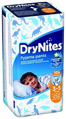 Dry Nites Pyjama Unterhosen Boy 3-5 Jahre, 3er Pack (3 x 10 Stück)
