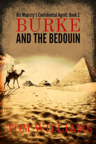 Burke and the Bedouin: Action and adventure in Napoleonic Egypt (His Majesty's Confidential Agent Book 2) (English Edition)