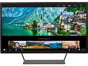 HP Pavilion 32 Monitor QHD 2560x1440 con Retroilluminazione LED, Nero