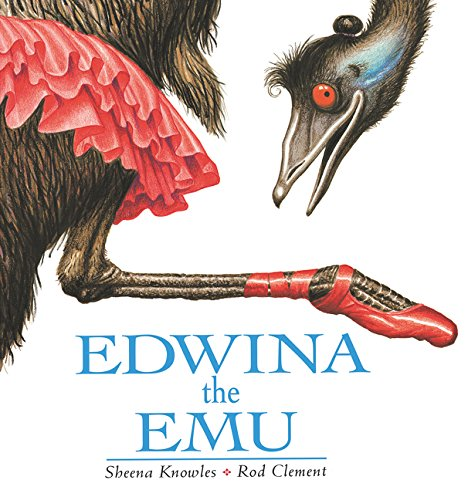 Edwina the Emu por Sheena Knowles