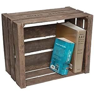 stable original fruit crates on cupboard cabinetry. Black Bedroom Furniture Sets. Home Design Ideas