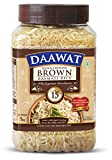 #7: Daawat Brown Basmati Rice, 1kg, Jar