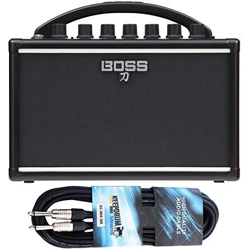 Boss Katana Mini Gitarren Verstärker + keepdrum