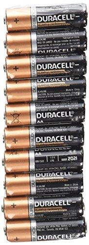 Duracell Plus Power mn1500b20-Lot 20AA Duracell Coppertop Alkaline-aa-batterien