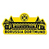 Borussia Dortmund BVB-Magnet-Stadion one Size