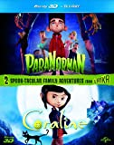 ParaNorman 3D / Coraline 3D [Blu-ray]