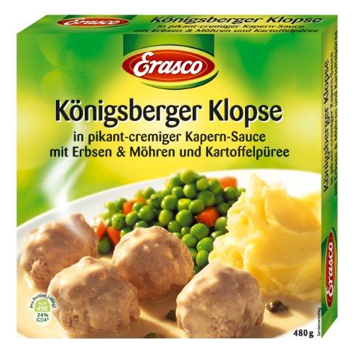 Preisvergleich Produktbild Erasco Königsberger Klopse,  7er Pack (7 x 480 g)