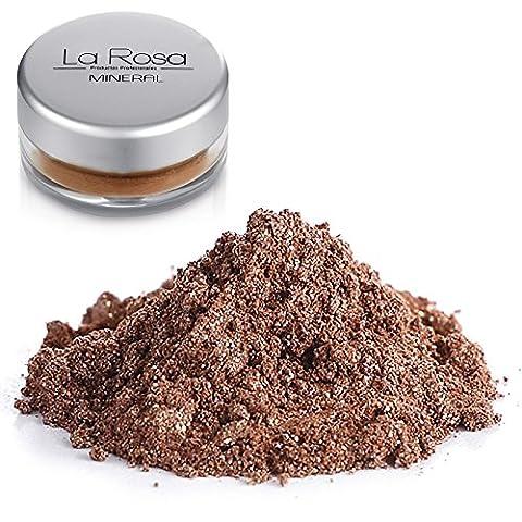 La Rosa - Mineral Bronze-Puder Nr. 73 SUN OF ROMA-