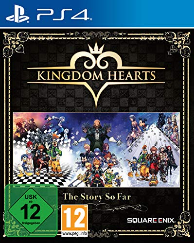 Kingdom Hearts The Story So Far (PS4)