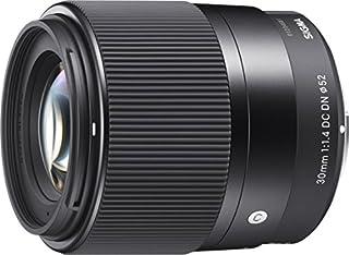 Sigma 30mm F1,4 DC DN Contemporary Objektiv (52mm Filtergewinde) für Sony-E Objektivbajonett (B01C3SCKI6) | Amazon Products