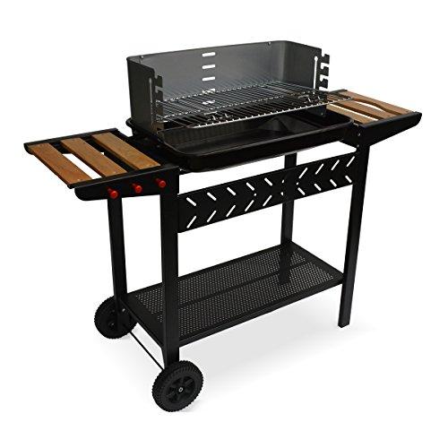 alices-garden-barbecue-au-charbon-alfred-noir-et-gris-hauteur-de-grille-ajustable-cuve-emaillee-tabl