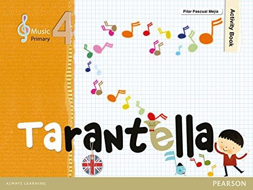 Tarantella 4 Pack Activity Book - 9788420559742