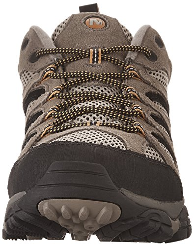 Merrell - Moab Vent - Chaussure de randonnée - Homme Marron (Walnut)
