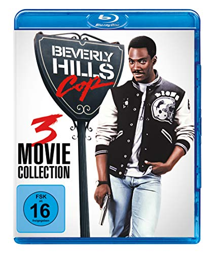 Beverly Hills Cop 1-3 (3 on 1) [Blu-ray]