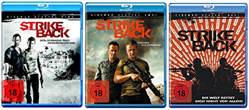 Staffel 1+3 [Blu-ray]