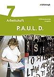 P.A.U.L. D. - Pers�nliches Arbeits- und Lesebuch Deutsch - Differenzierende Ausgabe: Arbeitsheft 7 Bild