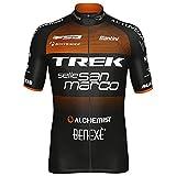 Sports Thriller Rider Mountain Bike Abbigliamento Manica Corta per Uomo MTB Maglietta da Ciclismo X-Large