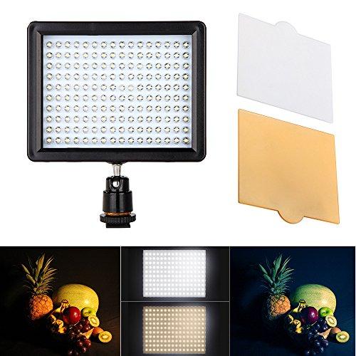 Andoer 160 LED Lampe de Vidéo Pa...