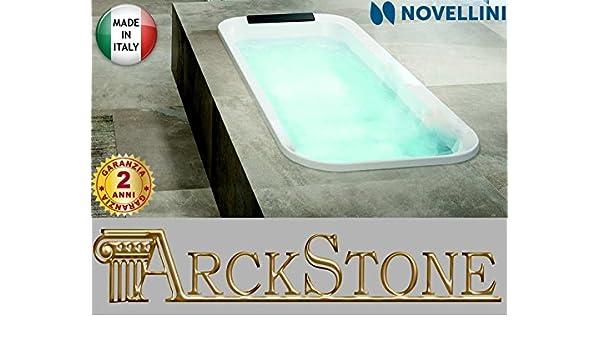 Vasca Da Bagno Novellini Divina : Vasca bagno novellini divina f standard incasso colore finitura
